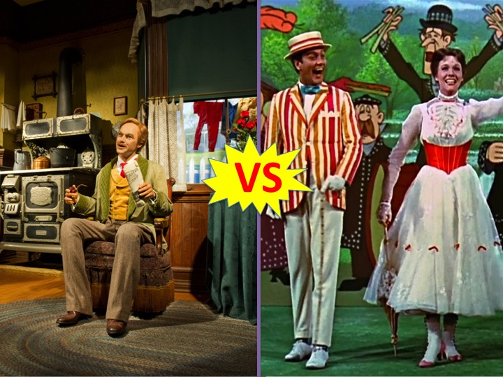 Mouse Madness 3: Championship Round — Progress vs. Poppins