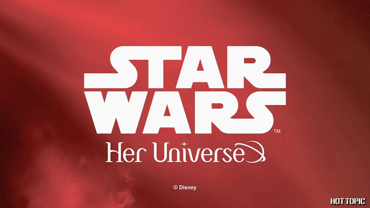 Hot Topic to Debut Force Awakens Her Universe Collection