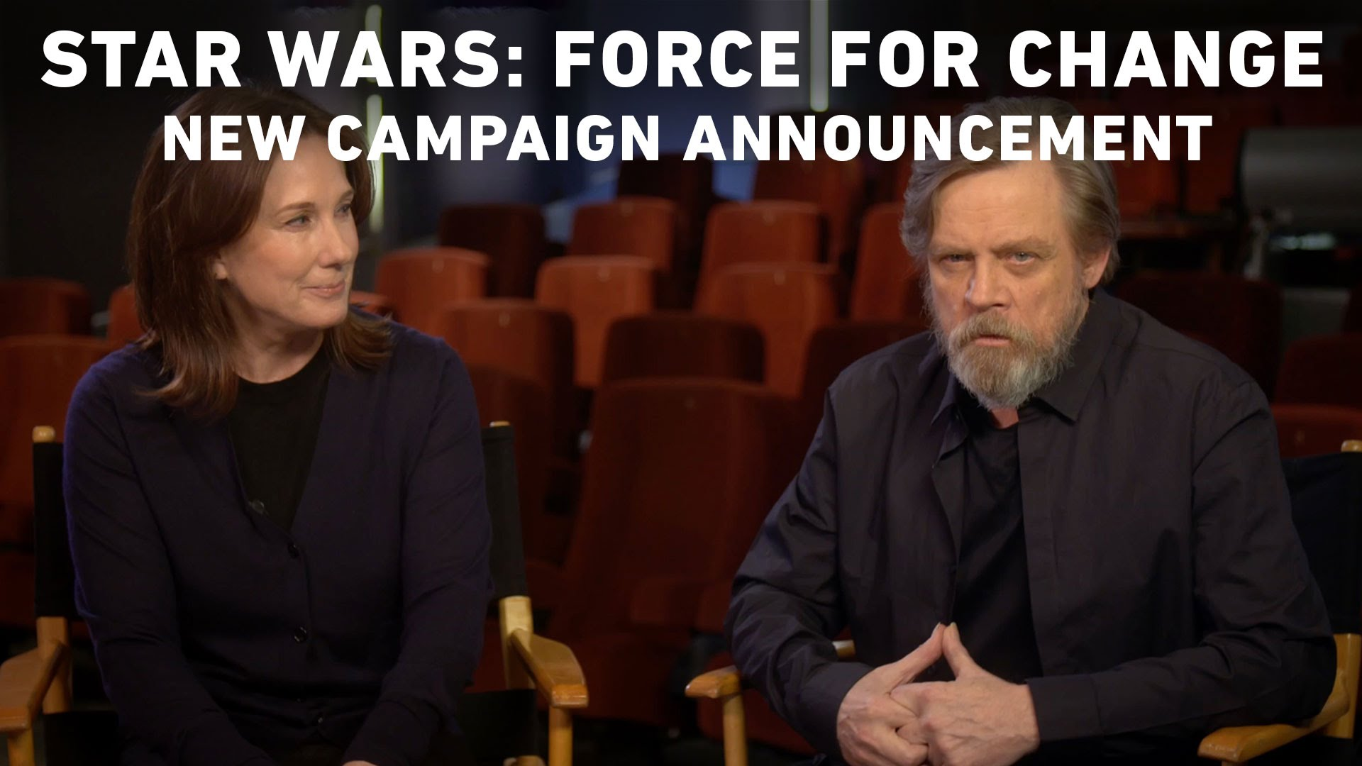 Force for Change Announces New Campaign to Celebrate Blu-Ray Release
