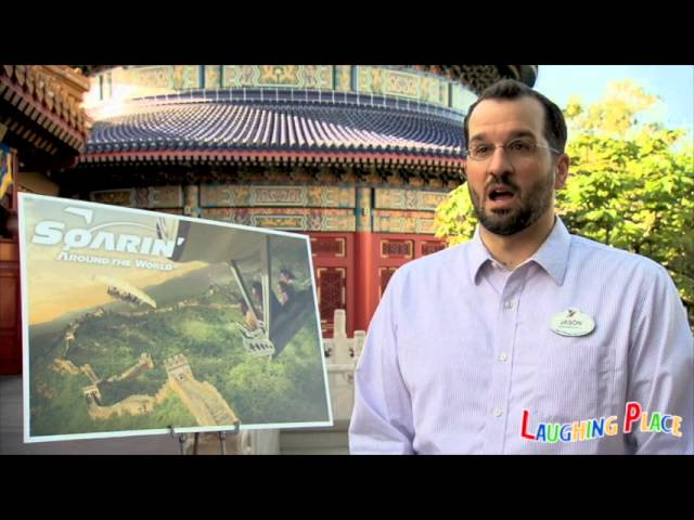 Disney Releases Sneak Peek at Soarin' Around the World