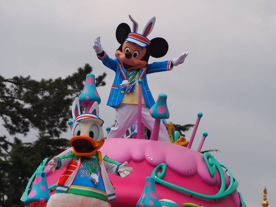 Photo Report: Easter at Tokyo Disneyland — Hippity Hoppity Springtime Parade + More