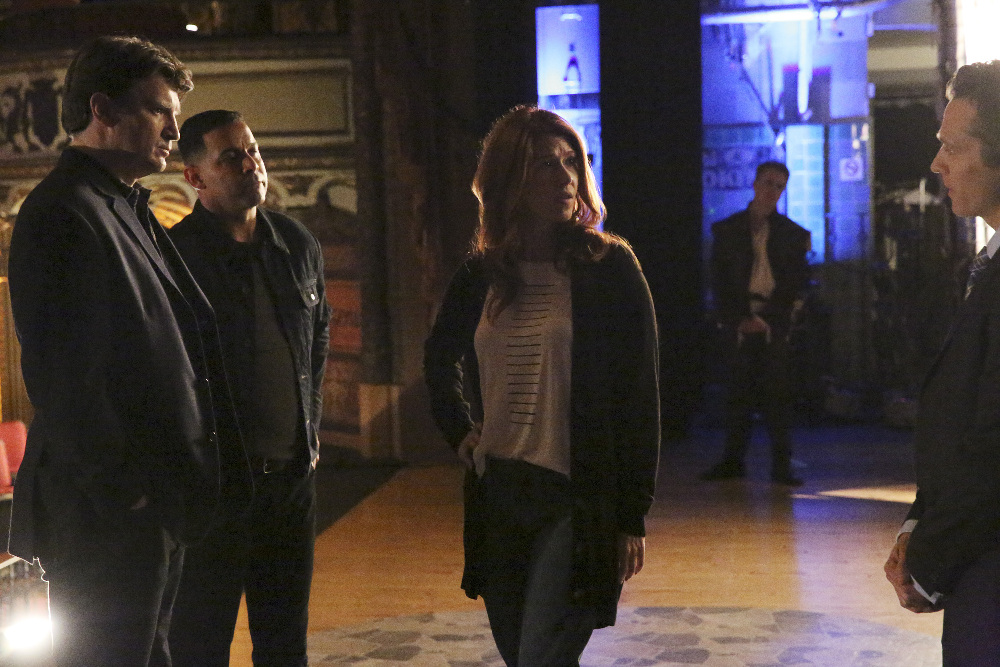 NATHAN FILLION, JON HUERTAS, JEWEL STAITE