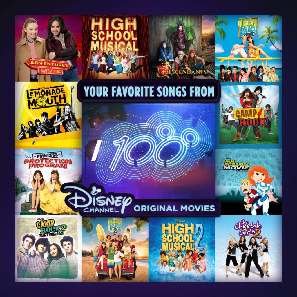 Disney Release Disney Channel Original Movie Album