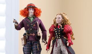"Disney Store Announces Limited Edition ""Alice Through the Looking Glass"" Dolls"