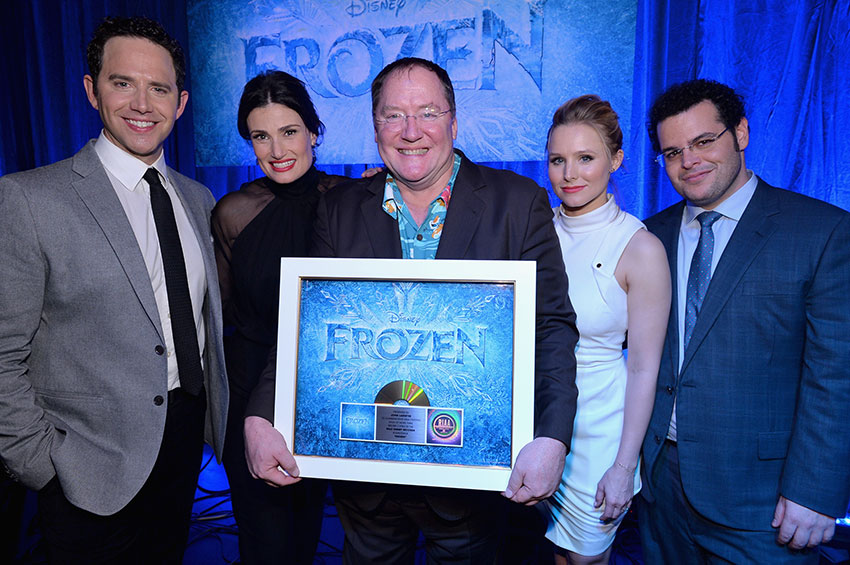 Because of John Lasseter, There Was Almost No 'Frozen'