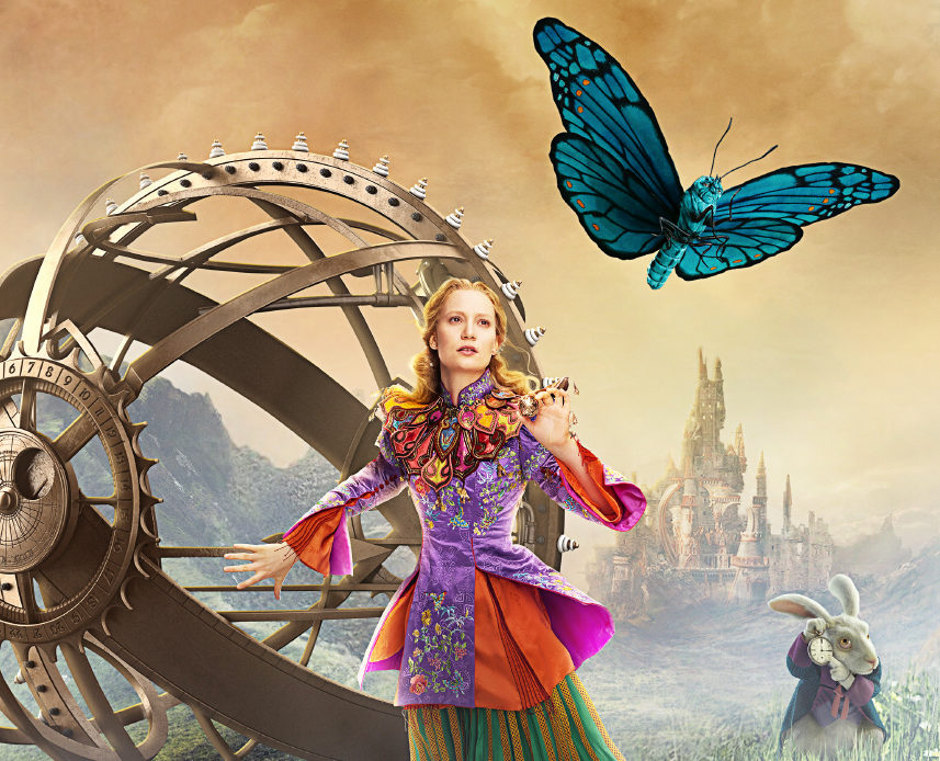 Women Take Back the Narrative with Alice Through the Looking Glass