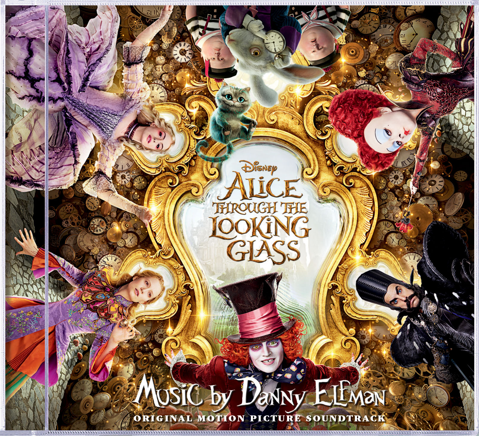 Soundtrack Review - Alice Through the Looking Glass