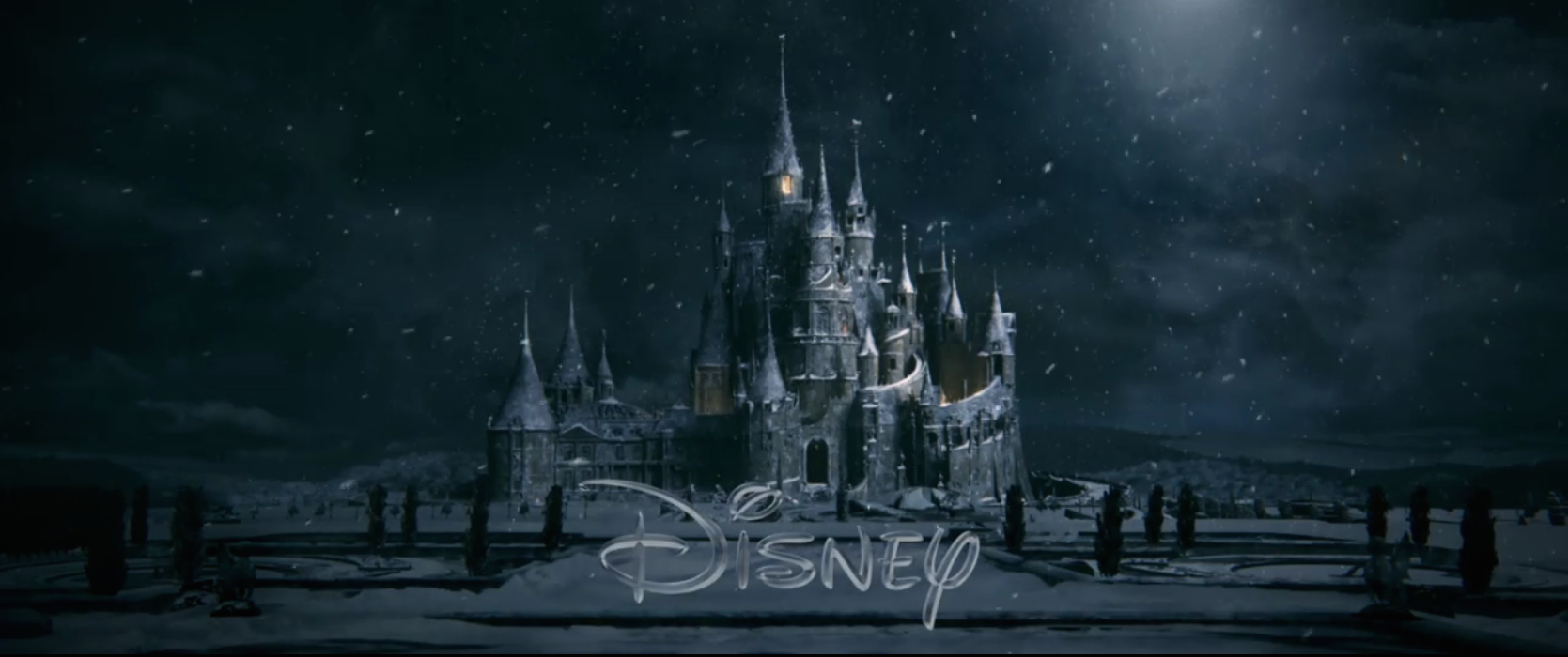 """Trailer Breakdown: """"Beauty and the Beast"""" Official US ... Beauty And The Beast Castle"""