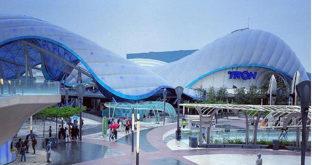 Countdown to Shanghai Disneyland: Park Previews Begin —Photos