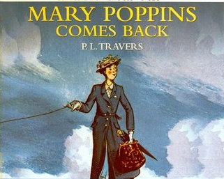 Disney Officially Announces Mary Poppins Returns