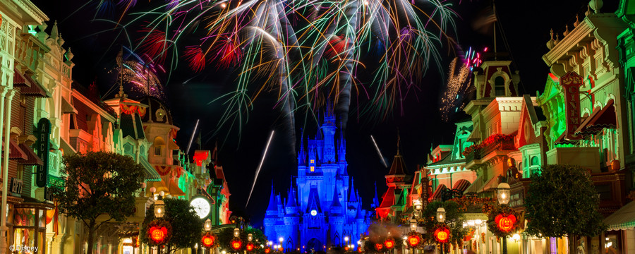 Tickets Now Available for Magic Kingdom Holiday Events