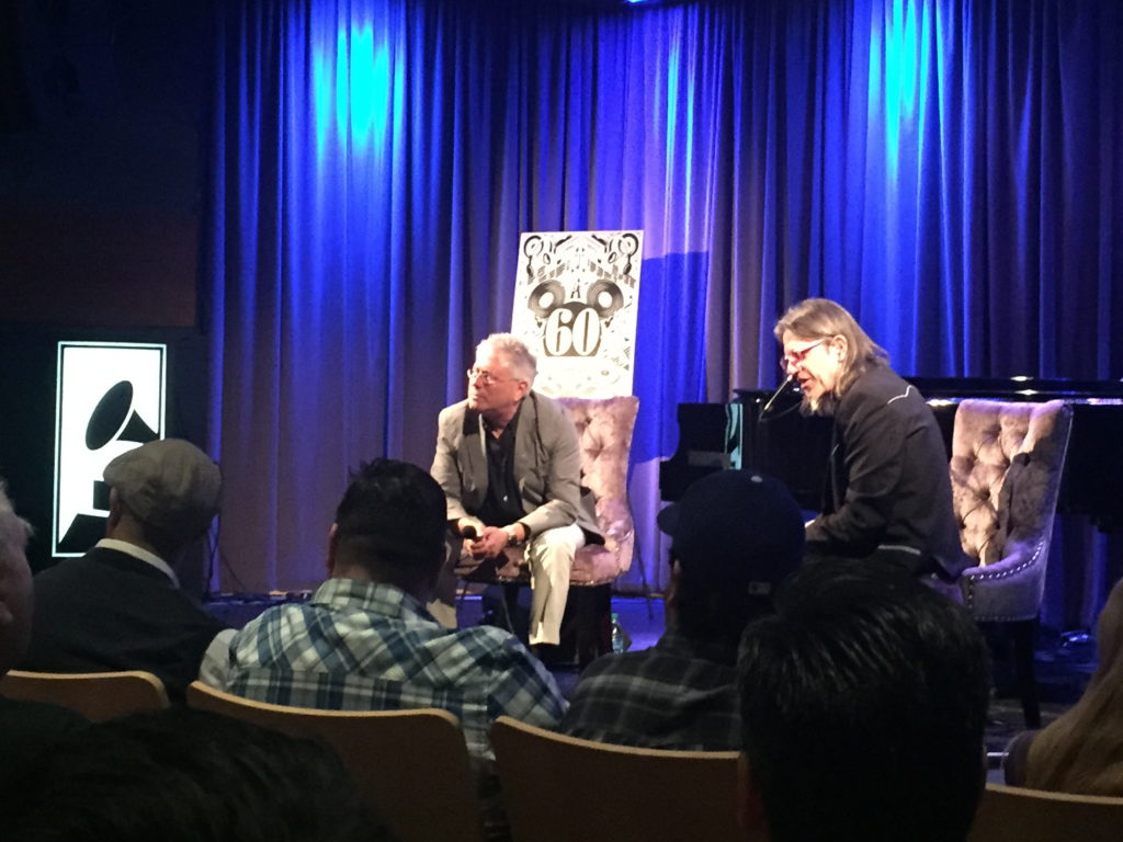 Alan Menken shares conversation with the audience