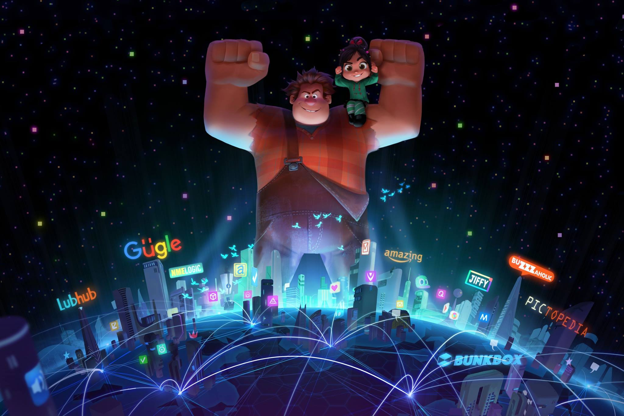 Wreck-It Ralph 2 Soundtrack Suggestions