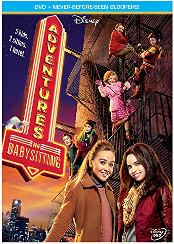 Dvd Review Quot Adventures In Babysitting Quot Laughingplace Com