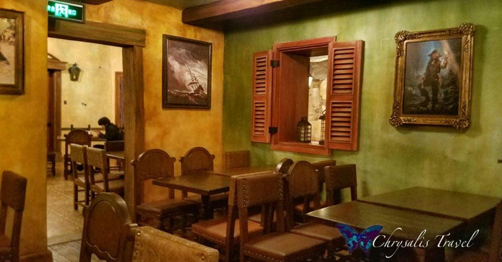 Barbosas Bounty Jack Sparrow Room