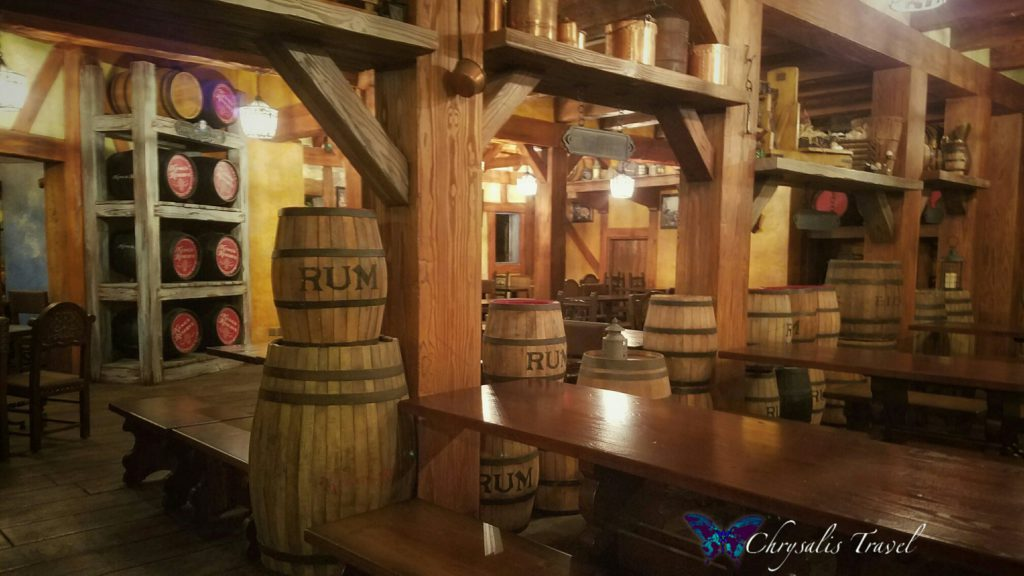Barbosa's Bounty Rum Room