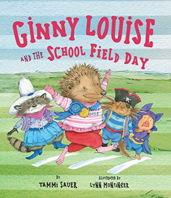 Ginny Louise School Field Day