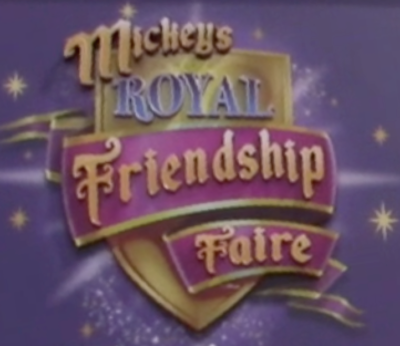 Mickey Friendship Fair 1