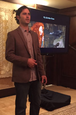 Piper Director Alan Barillaro
