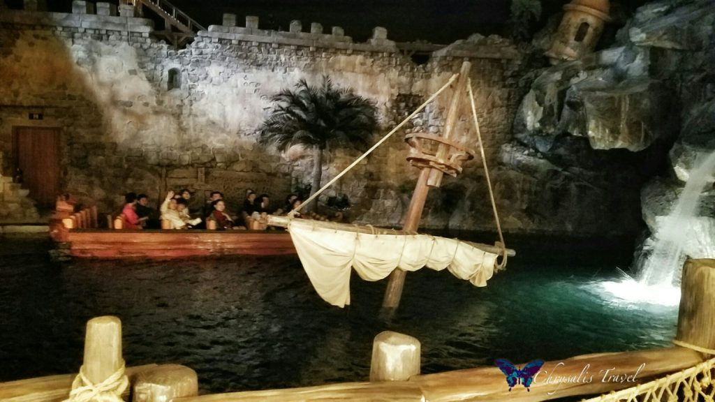 Pirates waterside dining SHDL