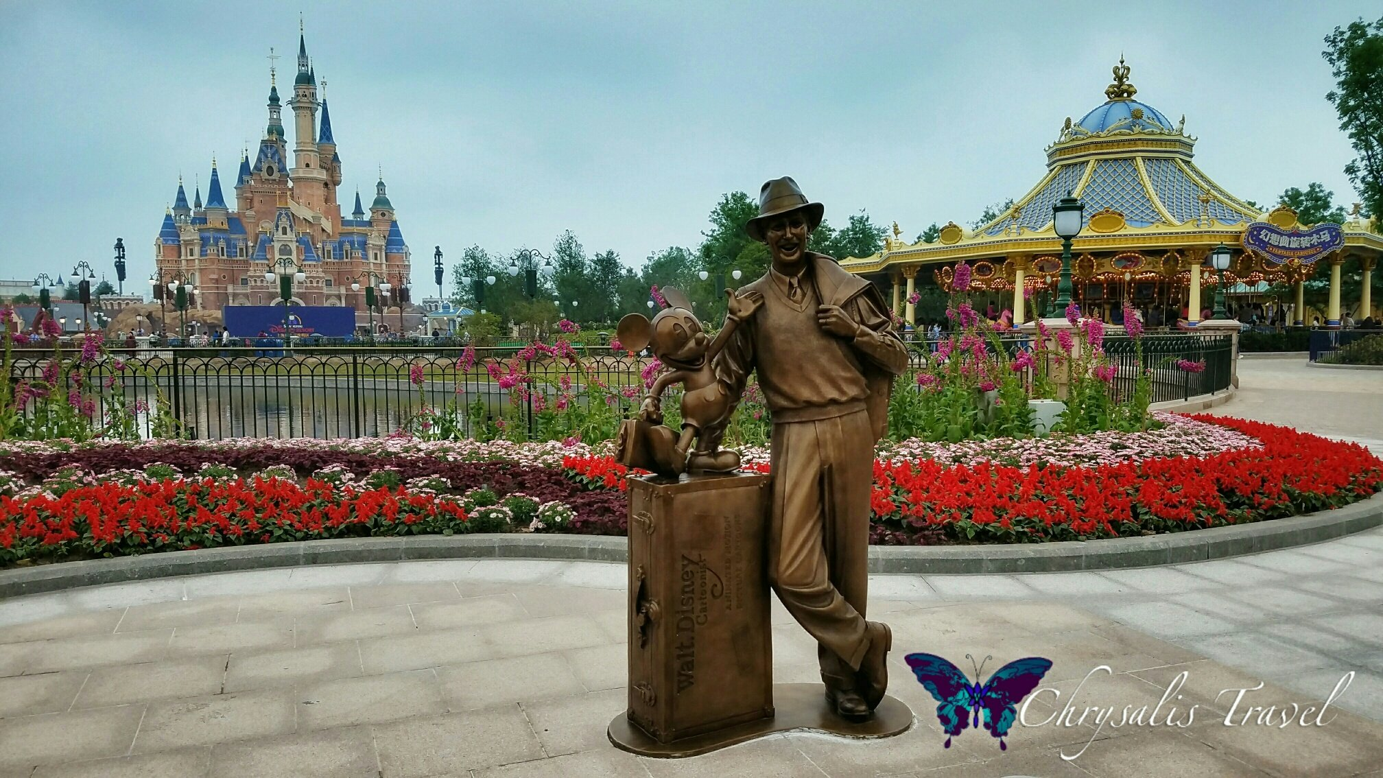 Storyteller Walt and Mickey SHDL