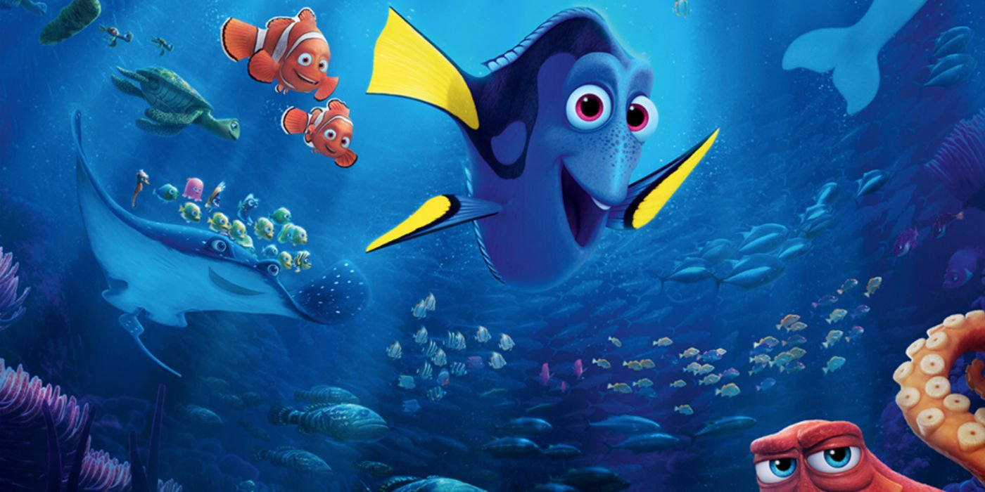 A Round-Up of Finding Dory's Early Reviews - Mostly Positive ... Mostly