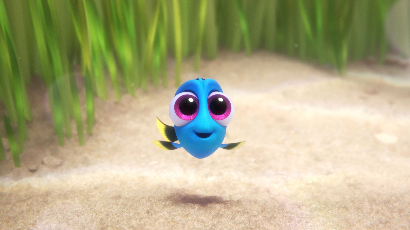 Disney Debuts Clip of Baby Dory
