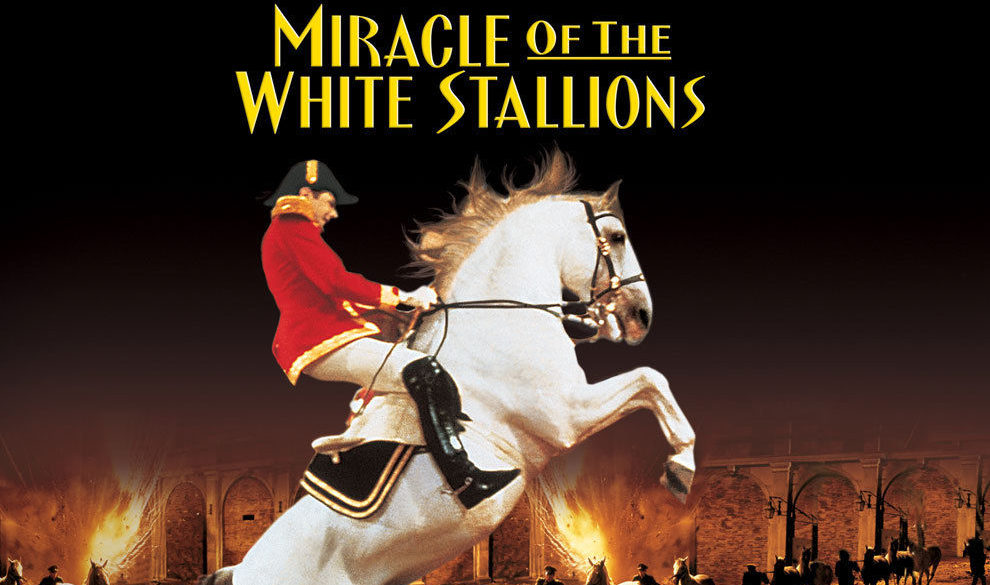 "A Look Back at Disney's ""Miracle of the White Stallions"" and the Real Story Behind It"