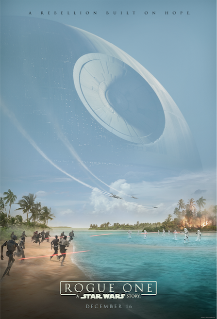 rogue one poster