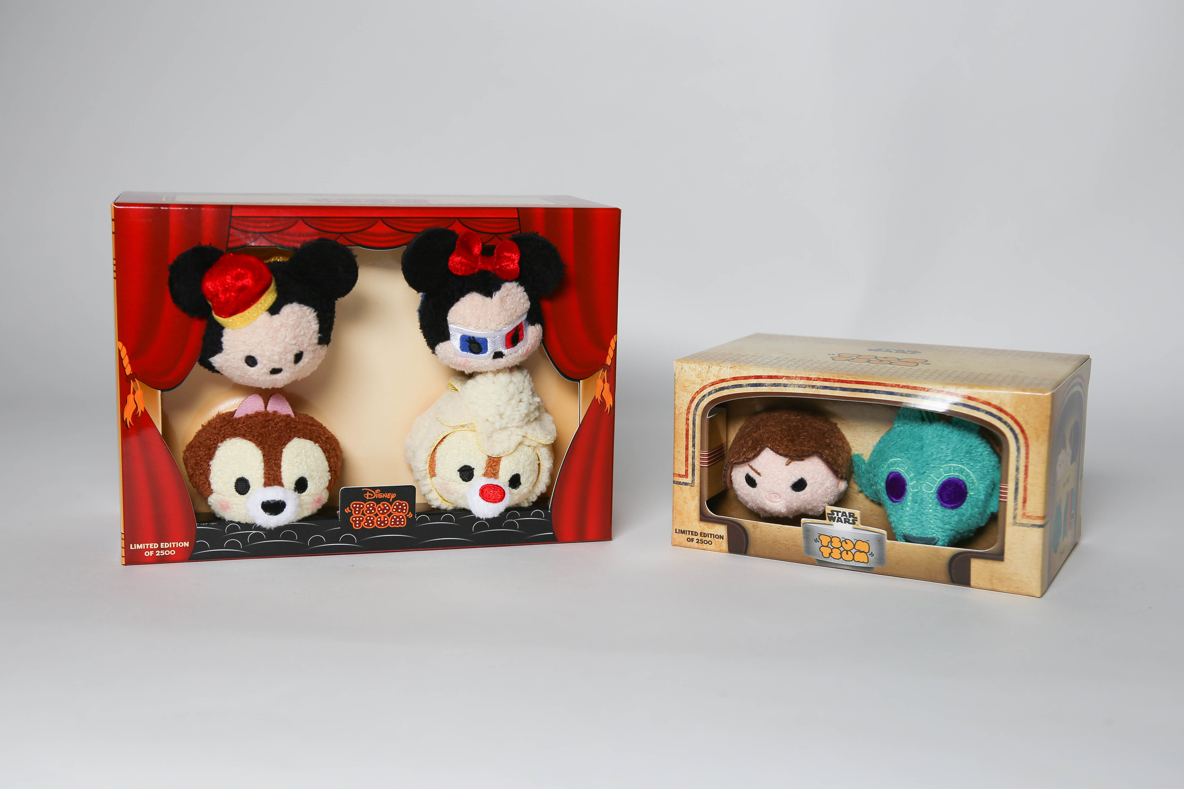 More Marvel and Star Wars Tsum Tsums are on the Way + San Diego Comic-Con Exclusive Tsums