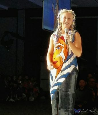 Ashley Ahsokha gown