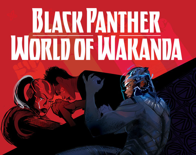 "Marvel Comics' ""Black Panther: World of Wakanda"" to Debut this Fall"