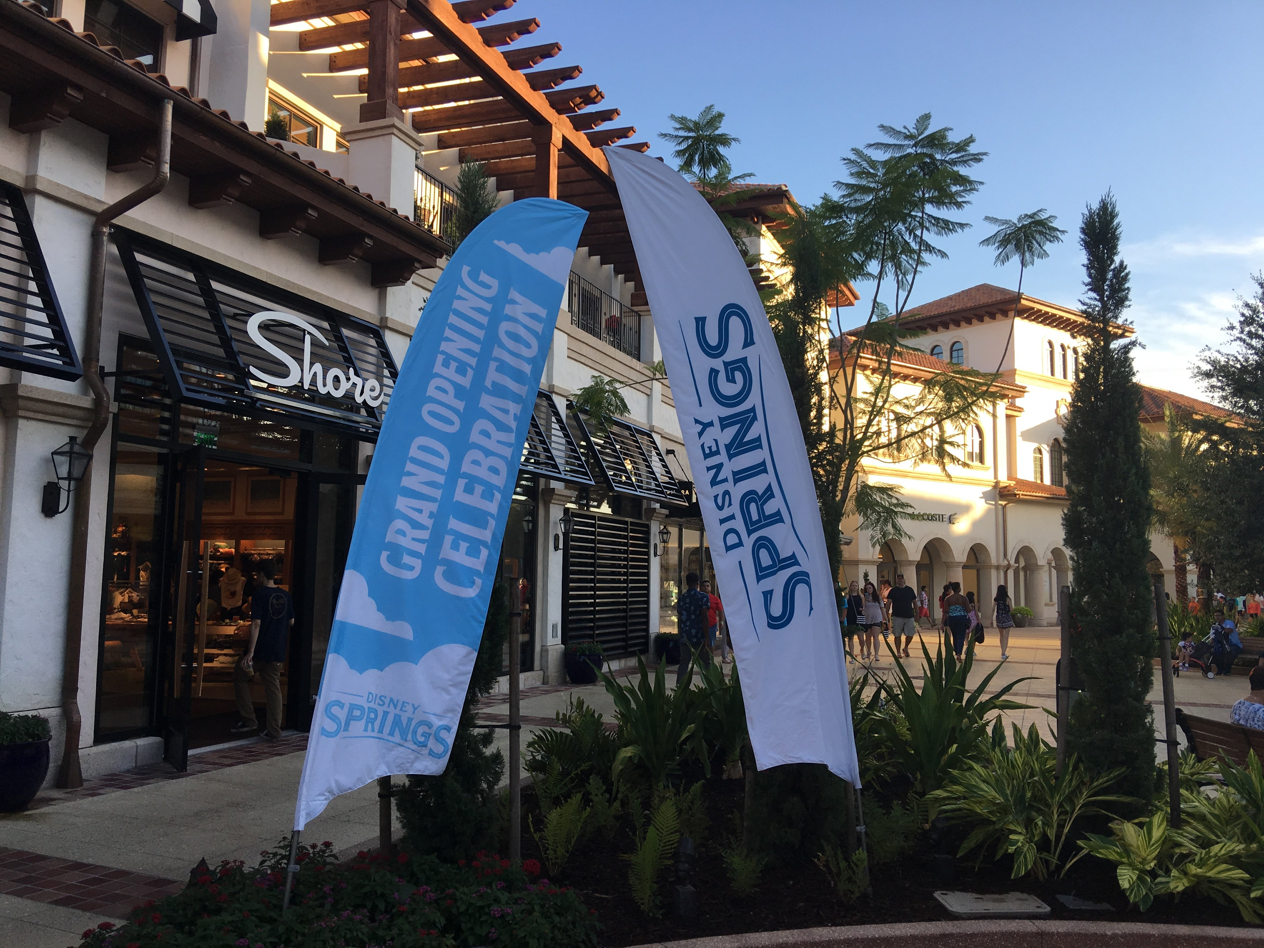 Disney Springs July Update —Uniqlo and Plenty More Stores Open