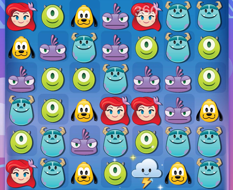 "App Review: ""Disney Emoji Blitz"" is Adorably Fun"