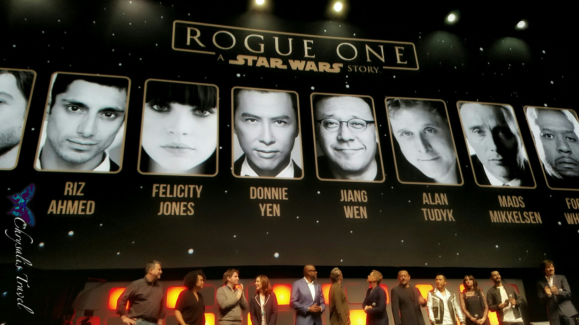 "Star Wars Celebration Europe: A Closer Look at ""Rogue One"""
