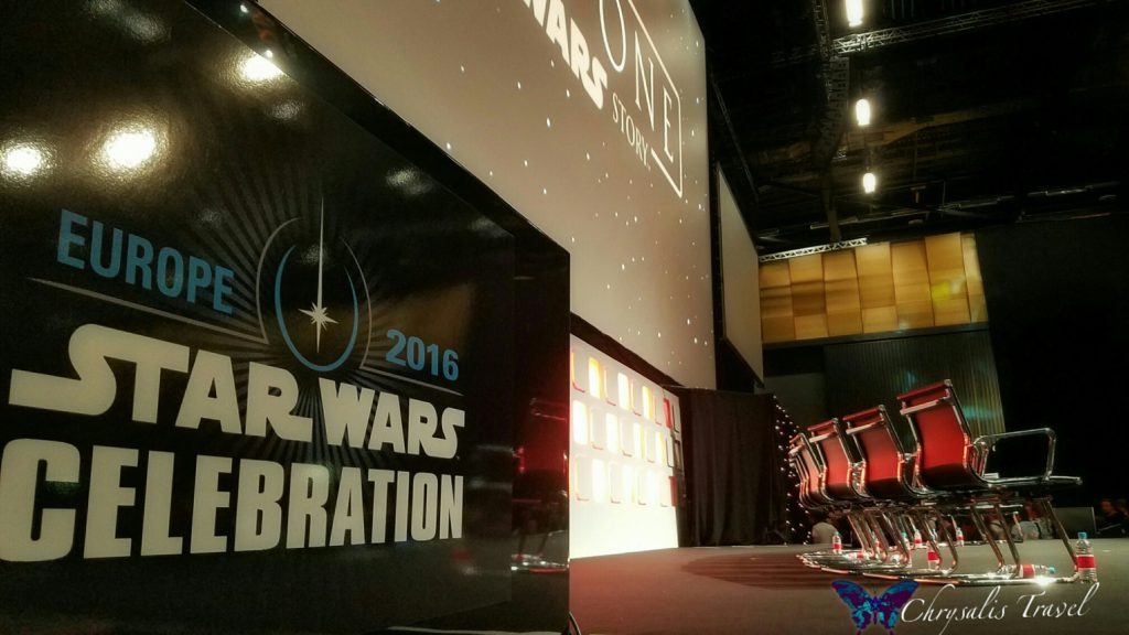 Star Wars Celebration Europe after Rogue One Panel