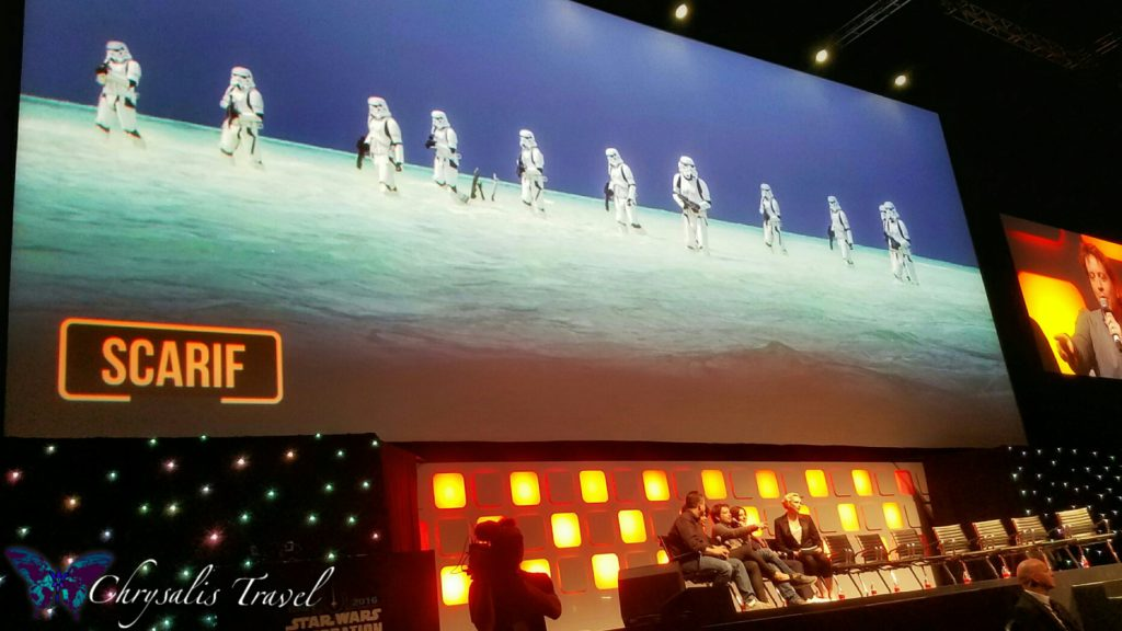 Storm Troopers on Scarif