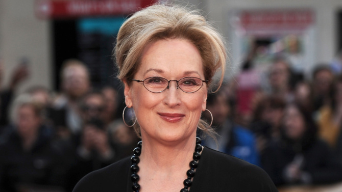 """Meryl Streep in Talks to Join New """"Mary Poppins"""" Project"""