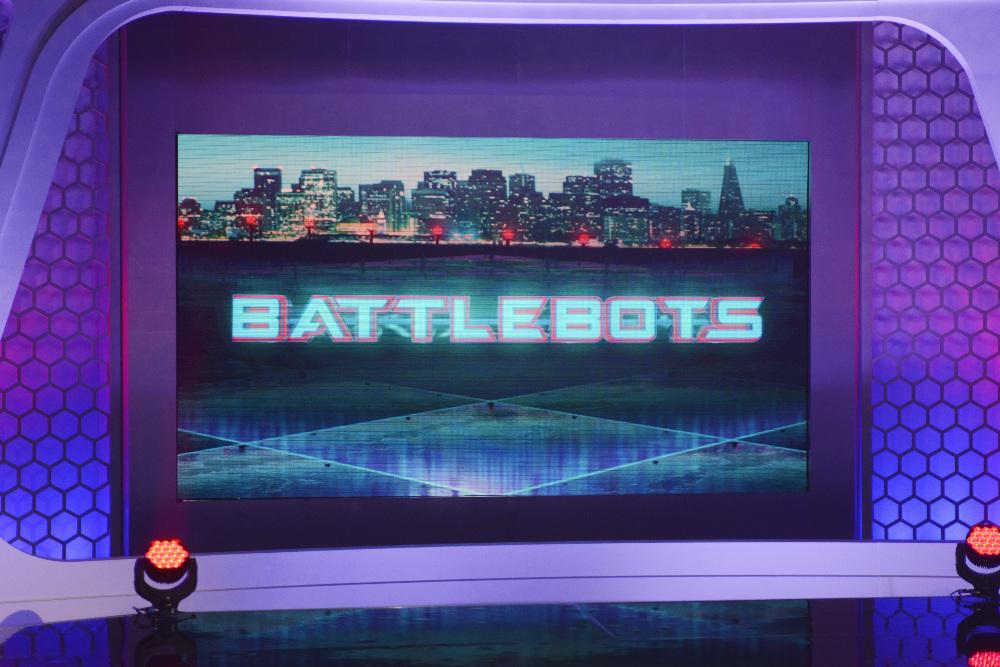 """Disney TV: 8/29-9/5 — """"BattleBots"""" Crowns a Season 2 Champion"""