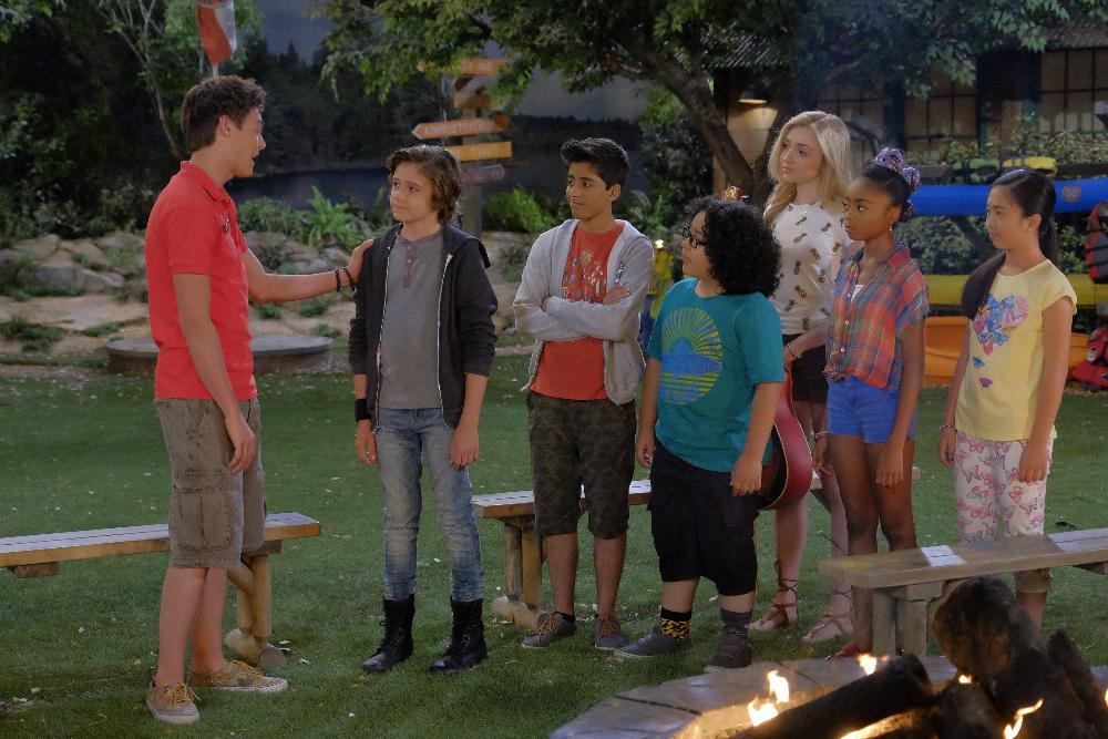 """Disney TV: August 22 -28, 2016 — """"Bunk'd"""" Season Two Debuts"""