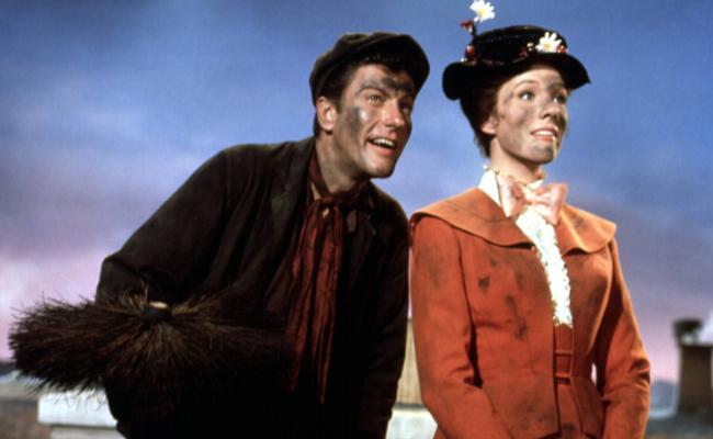 "Rumors Suggest Julie Andrews, Dick Van Dyke Could Pop Up in ""Mary Poppins Returns"""
