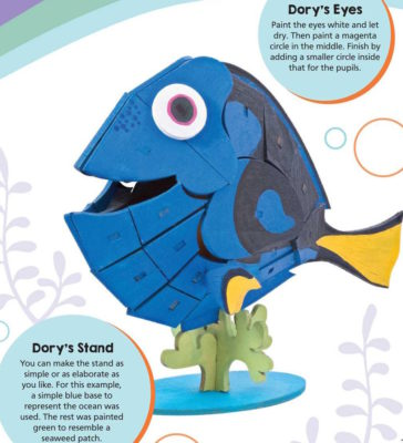 Dory Painting Tips