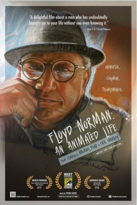 Floyd Norman An Animated Life Cover Photo