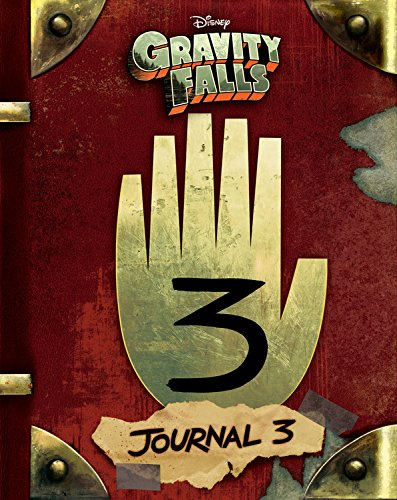 Book Review: Gravity Falls Journal 3