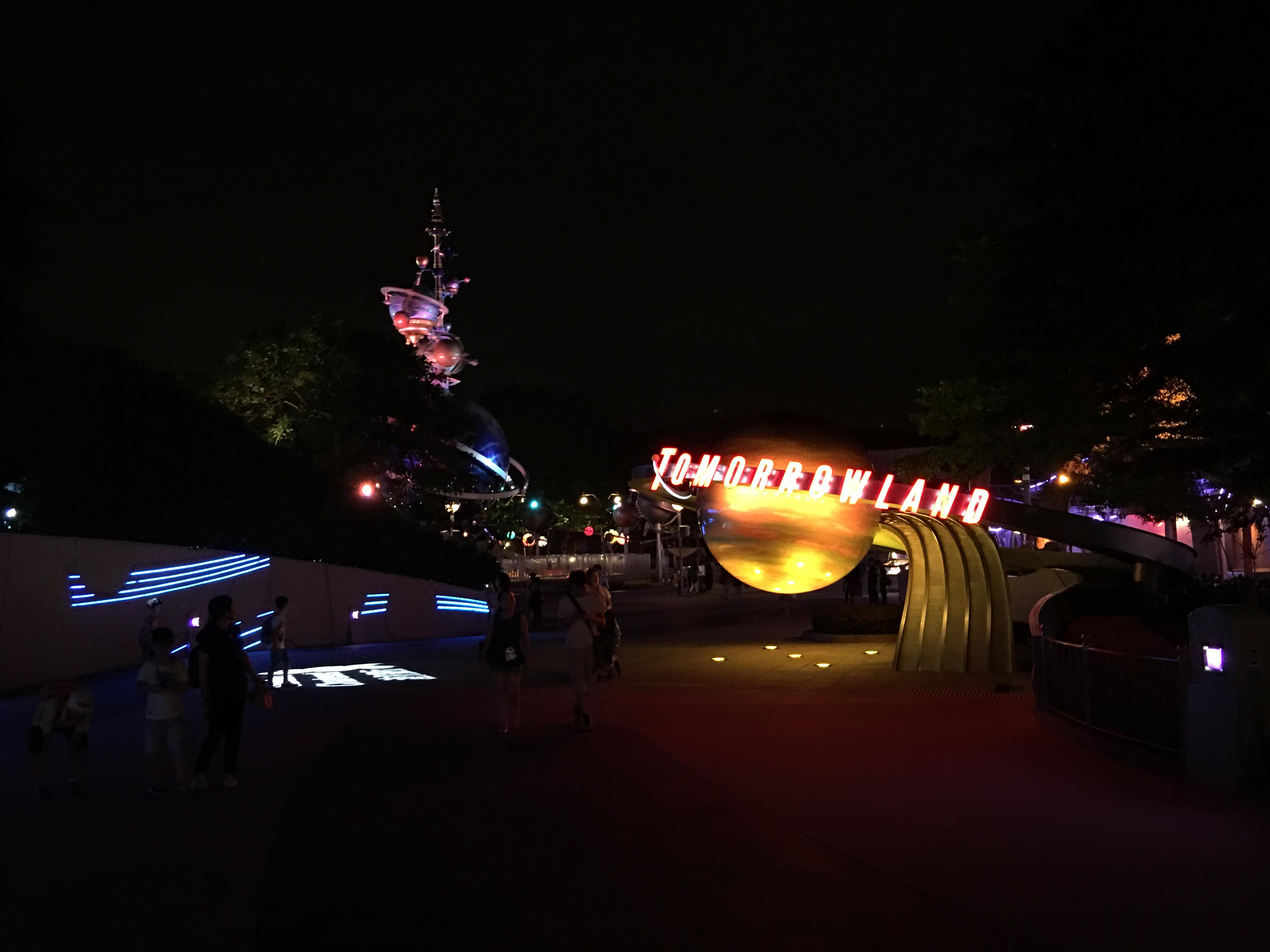 Photo Tour Of Hong Kong Disneyland Resort - Part 3 Tomorrowland