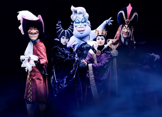 Get Into the Halloween Spirit With This Awesome Tokyo DisneySea Villains Commercial