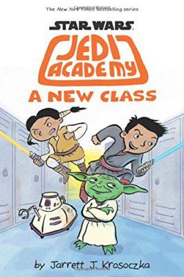 Jedi Academy New Class