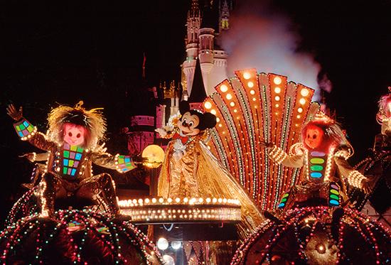 Disney Extinct Attractions: Light Magic and SpectroMagic