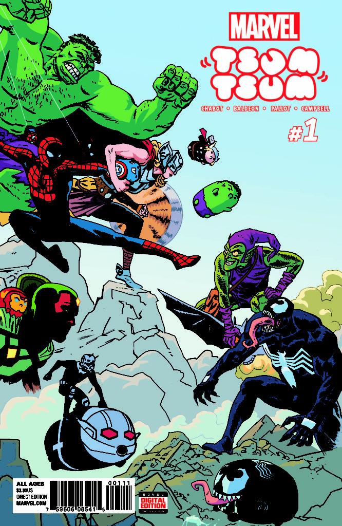 Marvel_Tsum_Tsum_1_Cover