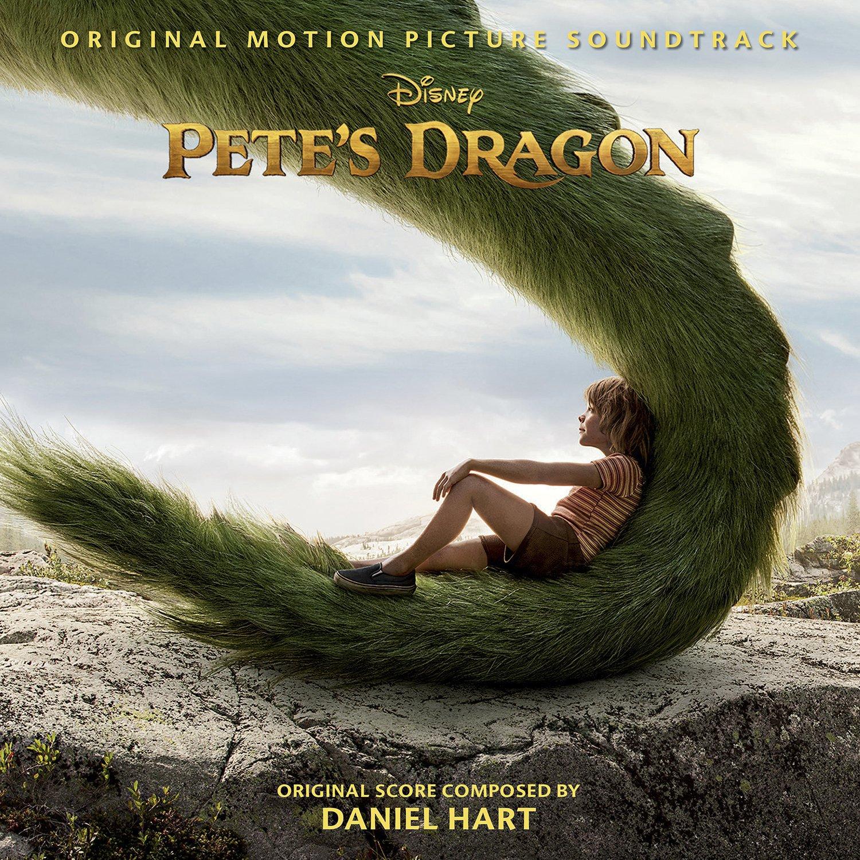 Soundtrack Review: Pete's Dragon (2016)